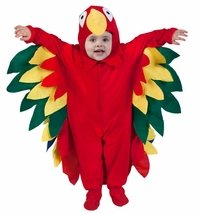 Baby Parrot Costume, Size 6-12 -