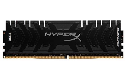 HyperX Predator Black 16GB 3200MHz DDR4 CL16 DIMM XMP Desktop PC Memory ()