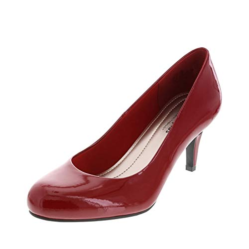 Comfort Plus by Predictions Women's Red Patent Karmen for sale  Delivered anywhere in Canada