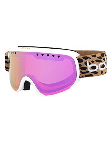 Bolle Winter Scarlett Anna Veith Signature Series 21696 Ski Goggles, Rose - Scarlett Goggles Bolle