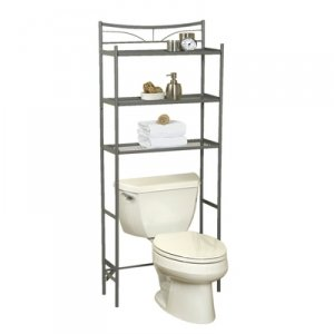 Best Deals! Zenith Hawthorne Spacesaver with 3 Sturdy Shelves, Easy Assembly, 65 in. H x 24.5 in. W ...