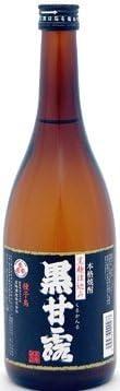高崎酒造 黒甘露 25度 芋焼酎 720ml.snb お届けまで10日ほどかかります