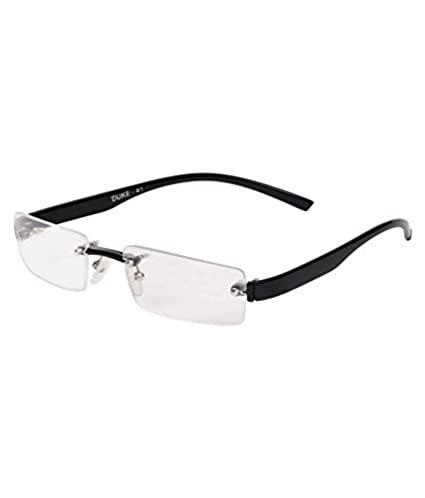 5b52ef01e43 Magjons Rimless Rectangle Unisex Spectacle Frame(Mj-Bl-Tomny 50)   Amazon.in  Clothing   Accessories