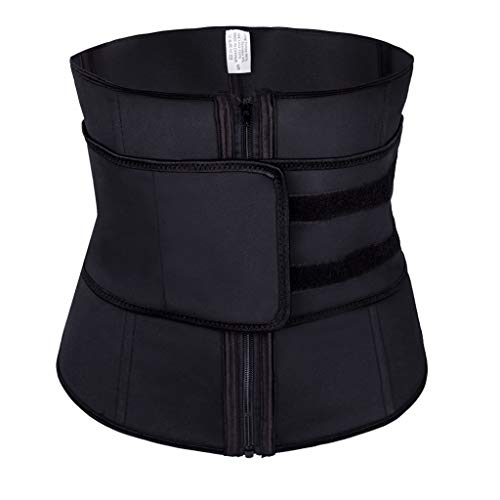 Allywit Waist Trainer Corset Body Shaper Tummy Control Weight Loss Slim Curve Body by Allywit (Image #7)