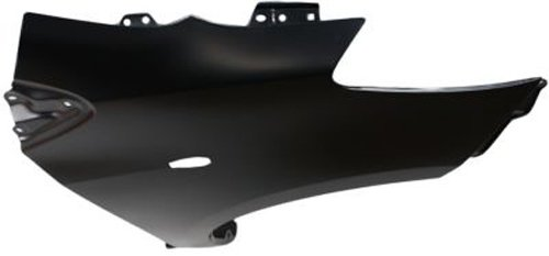 Crash Parts Plus Front Passenger Side Primed Fender Replacement for 2007-2011 Toyota Yaris
