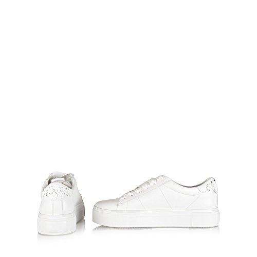 und Shoe Schmenger Trainer Flower Bianco Kennel Big 17w47q