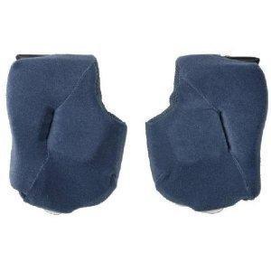Arai Helmets Cheek Pad Set for Corsair V, Size: 30mm 4428