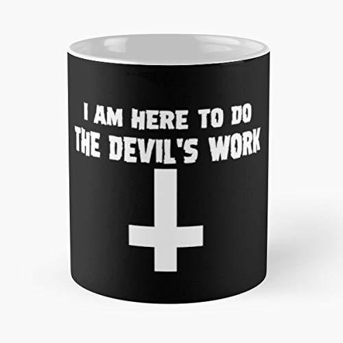 Devils Rejects Devil - Morning Coffee Mug Ceramic Best Gift