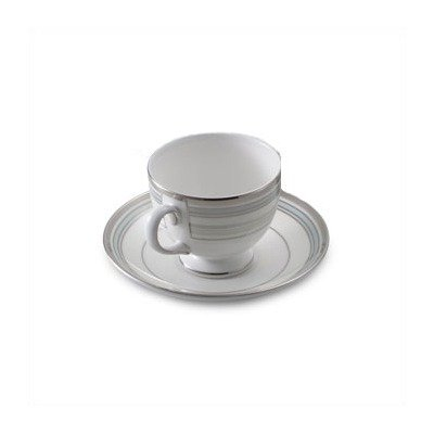 Lustreware Pacific Stripe Leigh Teacup ()