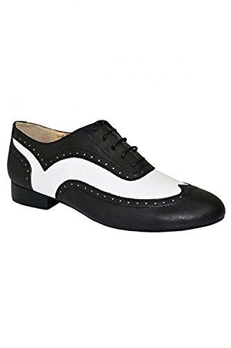 Rotate Noir Charleston Chaussures Danse De Salon vxwvqrO