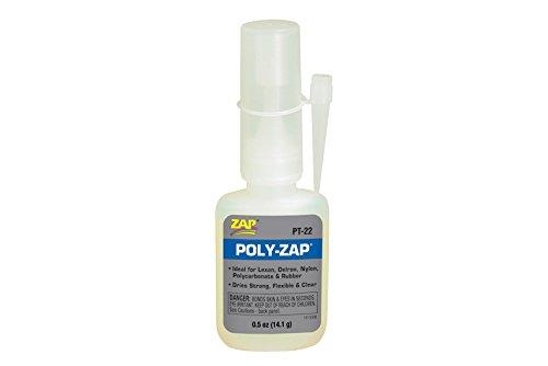 [해외]Pacer Technology (Zap) Poly-Zap Adhesives 12 oz / Pacer Technology (Zap) Poly-Zap Adhesives, 12 oz