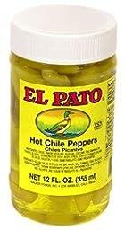 El Pato Yellow Chiles (12x12Oz)