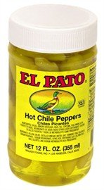 El Pato Yellow Chiles (12x12Oz)