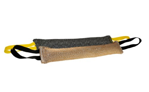 Dean & Tyler Bundle of 2 Tugs for Pets, Jute and French Line