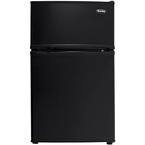 Danby DCR032C3BDB Double Door Compact Refrigerator, for sale  Delivered anywhere in USA
