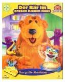 Der Bär im großen blauen Haus. Das große Abenteuer. CD- ROM für Windows 95/98. Ab 3 Jahre