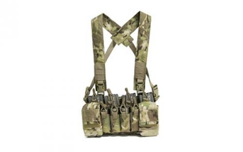 Haley Strategic Partners Disruptive Environments D3CRX Tactical Assault Chest Rig (MultiCam)