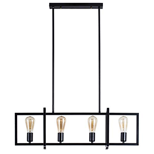 Rectangle Light Pendants