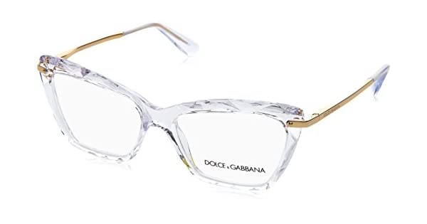 Amazon.com: Dolce&Gabbana DG5025 - Marco para gafas (cristal ...