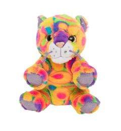 Cuddly Soft 8 inch Stuffed Crazy The Cat...We Stuff 'em...You Love 'em! (Crazy Vermont Teddy Bear)