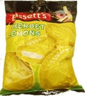 Bassett's Sherbert Lemons Bag