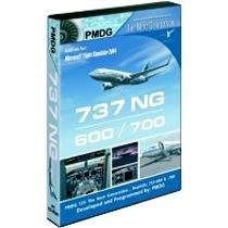PMDG 737 NG 600/700 Add-On