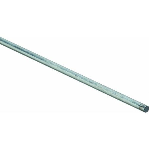 National Hardware N179-754 4005BC Smooth Rod Zinc plated, 3/16
