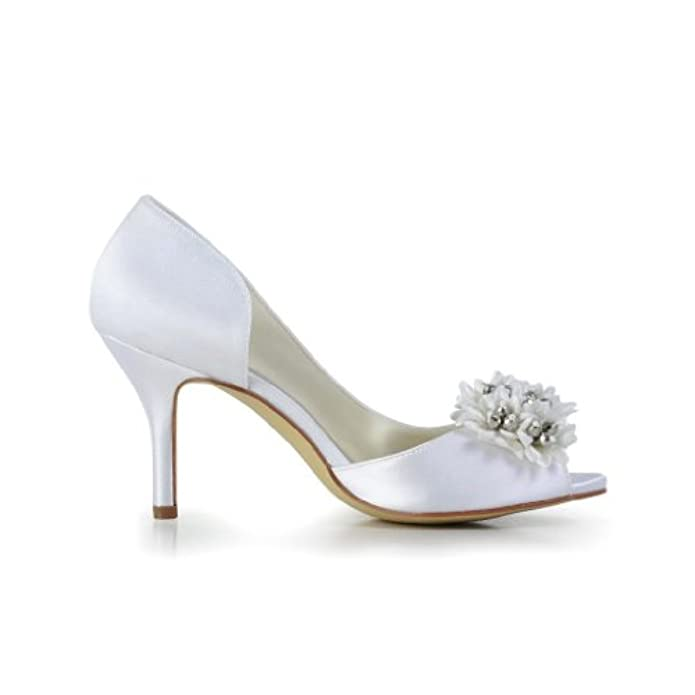 Jia Wedding 83901aa Scarpe Sposa Col Tacco Donna