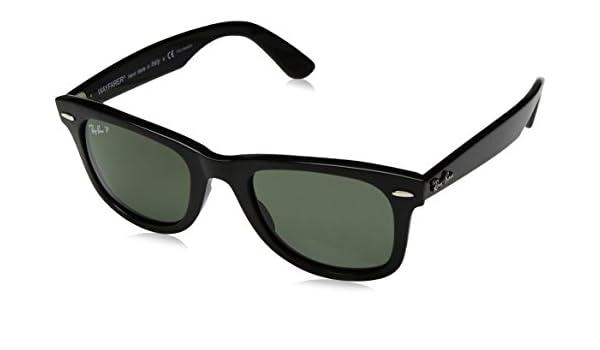 Ray-Ban RAYBAN 4340, Gafas de Sol Unisex-Adulto, Black, 50: Amazon.es: Ropa y accesorios