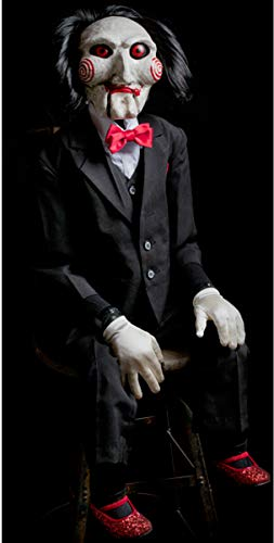 WAS Saw Billy Puppet Halloween Costume -