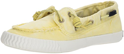 Yellow Boat Shoes Women's Away Sayel Sperry Washed q1pH7qw