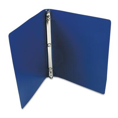 8 Pack - Accohide Poly Ring Binder With 23-Pt. Cover 1/2'' Capacity Dark Royal Blue ''Product Category: Binders & Binding Systems/Binders''