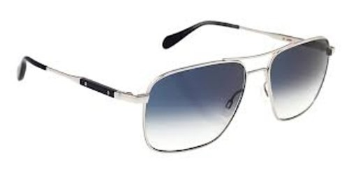 e8d256b3e9 Image Unavailable. Image not available for. Colour  Oliver Peoples Linford  Sunglasses Silver ...