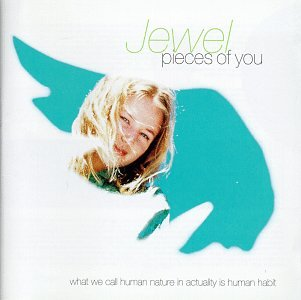 Original album cover of Pieces of You by Jewel