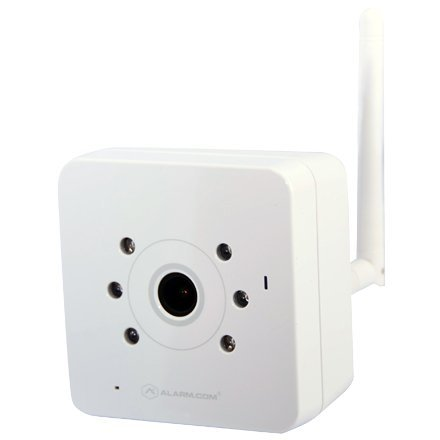 Alarm.com Indoor Wireless Fixed IP Camera with Night Vision (ADC-V520IR)