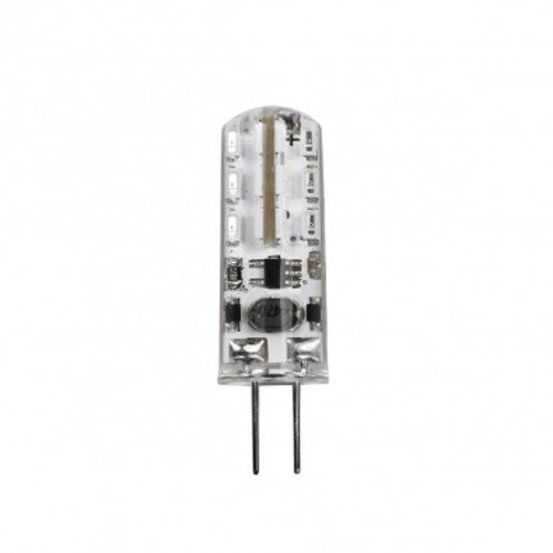 Norman Lamps LED-G4-12V-Redx10 Replaces 20W Halogen Bulb, 12V, 1.5W G4 LED, Red (Pack of 10)