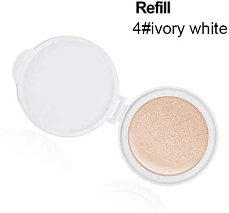 Air Cushion BB Cream Concealer Moisturizing Foundation Whitening Bare Beauty Makeup WH998 ivory white refill