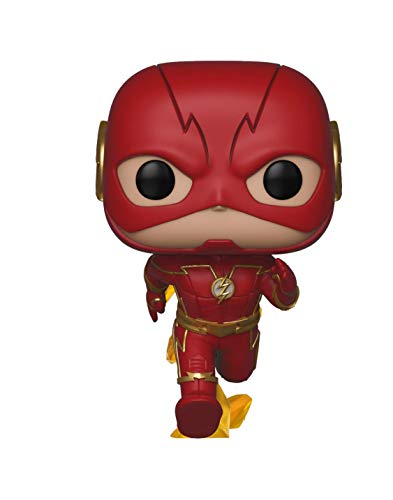 Funko Pop Television: The Flash - Flash Collectible Figure, Multicolor