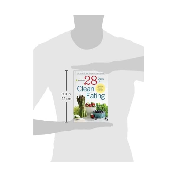 28 Days of Clean Eating: The Healthy Way to Kick Dieting Forever 31FFXiS2QHL