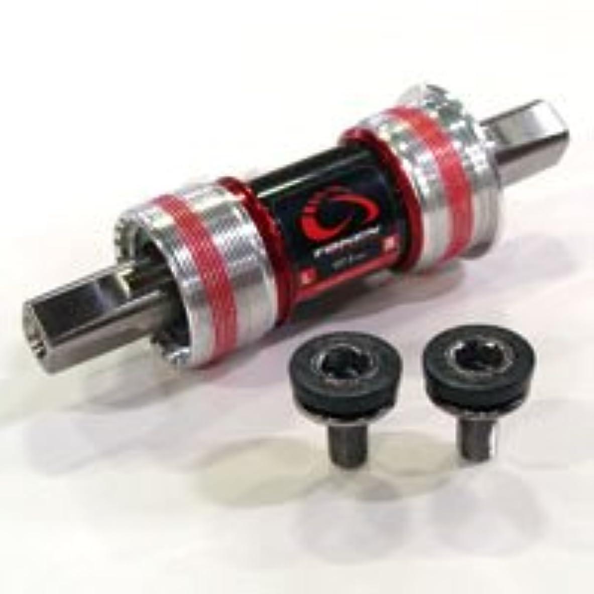 つまらない出発死んでいるFSA RPM CARTRIDGE 7418AL 軸長116mm BC1.37*24 幅68mm 軽量 ボトムブラケット アルミ合金キャップ シールドベアリング