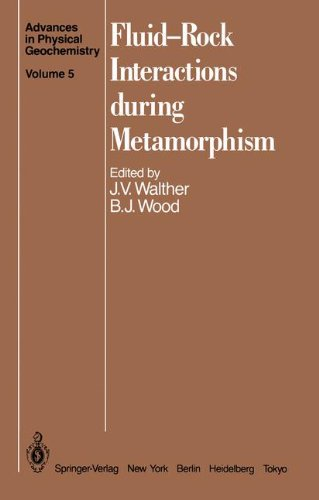 Fluid―Rock Interactions during Metamorphism (Advances in Physical (Walther Crystal)