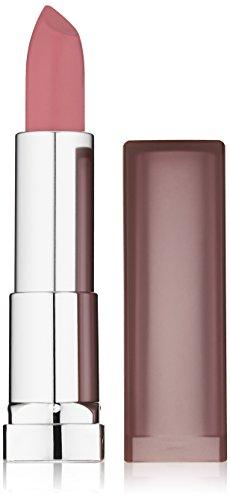 Maybelline Color Sensational Creamy Matte Lipstick, Blushing Pout, 0.15 oz.