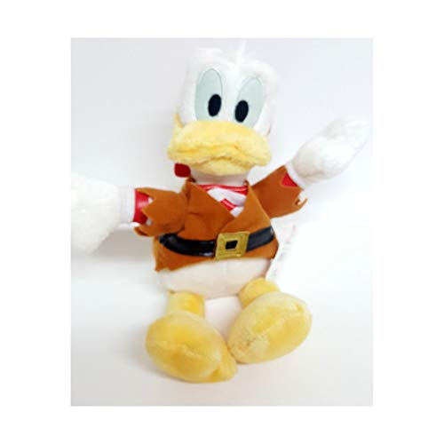 """Disney Collectible Pirate Donald Duck Bean Bag Plush Doll 8"""" from Disney"""