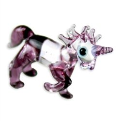 Looking Glass Nicky The Unicorn Toy Figure