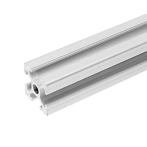 500mm Length 2020 T-Slot Aluminum Profile Extrusion Frame for CNC by Auxllent