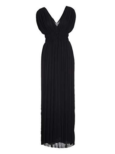 h P Negro s D722048013 Mujer Poliéster r Vestido a o rIqBIRw