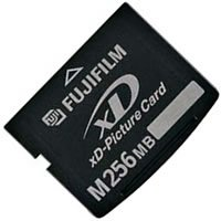 Card 256mb Xd Digital Picture - 256MB xD Picture Card M Type Fuji DPC-M256 (BWV)
