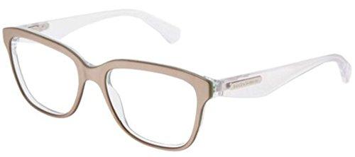 Dolce & Gabbana DG3193 Eyeglasses-2797 Sand/Pearl ()