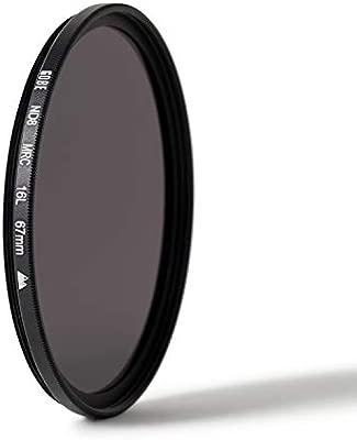 Gobe - Filtro para Objetivo ND 67 mm ND8 (3 Pasos) (2Peak)