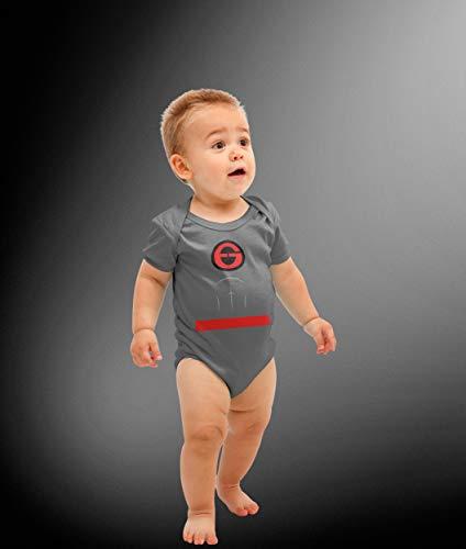 (Baby Elastic Superhero Costume)